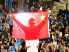 Rio Olympics Wrong Chinese flag used in medal ceremonies