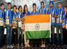 Indian boxers get new kits no threat of Olympics disqualification