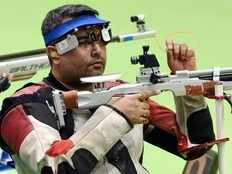 Rio Olympics Narang Chain fail to qualify for 50m Rifle Prone finals
