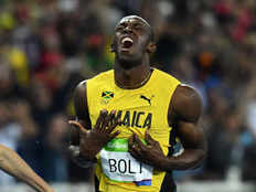 Rio 2016 Usain Bolt angry after missing out on world record after 200m gold medal performance