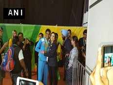 PVSindhu met Nita Ambani in Rio after she bagged first ever Olympic Silver in Badminton for India
