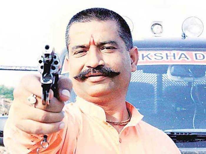 पटियाला में गोरक्षक दल के चीफ सतीश कुमार गिरफ्तार