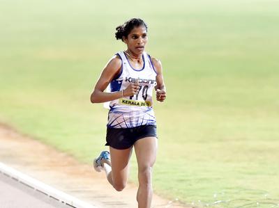 भारतीय मैराथन रनर ओपी जैशा (फाइल फोटो)