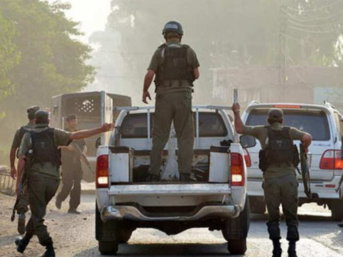 पाकिस्तान: क्रिश्चन कॉलोनी को निशाना बनाने पहुंचे चार आतंकी ढेर