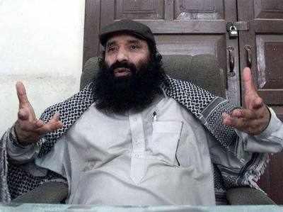 हिजबुल सरगना सैयद सलाहुद्दीन (फाइल फोटो)