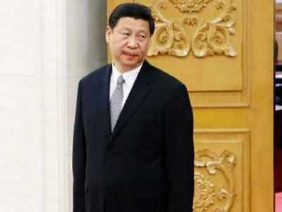 चीनी राष्ट्रपति शी चिनफिंग