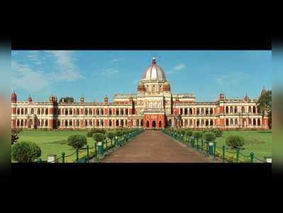 कूच बिहार के इसी शाही महल की नकल पर अनंत रॉय का महल बनाया गया है...