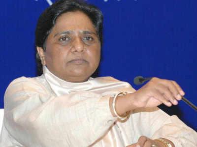 मायावती ने सहारनपुर की रैली में आजम खान को आड़े हाथों लिया