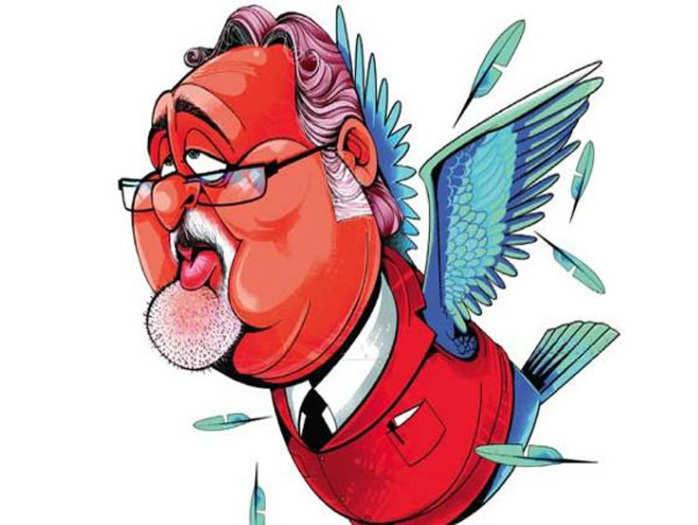 किंगफिशर चिड़िया की तरह फुर्र हो गए विजय माल्या: बॉम्बे हाई कोर्ट