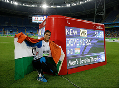 I have never compromised with my training Devendra Jhajharia