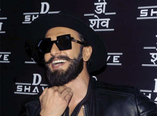Ranveer Singh calls himself Lamborghini Of Men