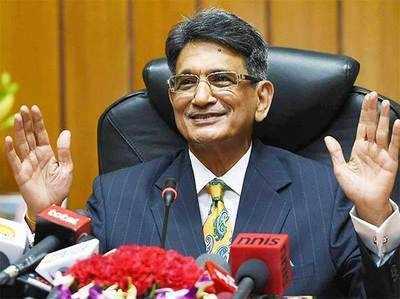 बीसीसीआई का अकाउंट फ्रीज नहीं किया: जस्टिस लोढ़ा