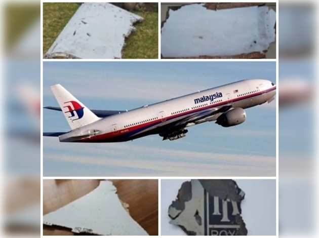 Mh370 and parts