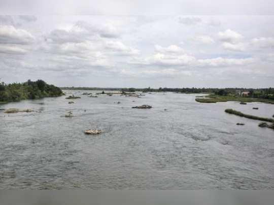காவிரி விவகாரம்: உயர்மட்ட குழு பெங்களூருவில் ஆலோசனை