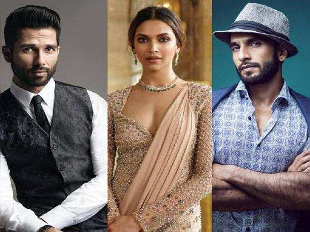Deepika, Ranveer and Shahid to have solo posters for 'Padmavati'?
