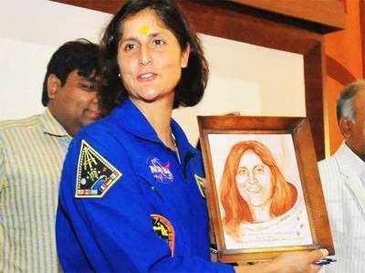 सुनीता विलियम्स (फाइल फोटो)