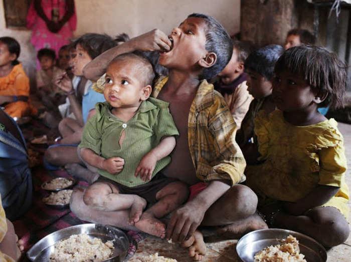 ग्लोबल हंगर इंडेक्स में 97वें पायदान पर भारत