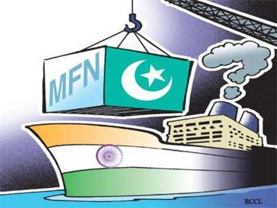 पाकिस्तान को MFN का दर्जा समाप्त करने पर कोई चर्चा नहीं: सीतारमन