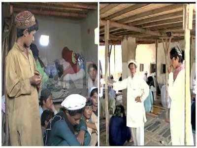 हजारों पाकिस्तानी पश्तून इस वक्त अफगानिस्तान में हैं।
