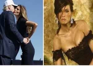 Melania Trump was set to become the first foreign born First Lady of the US