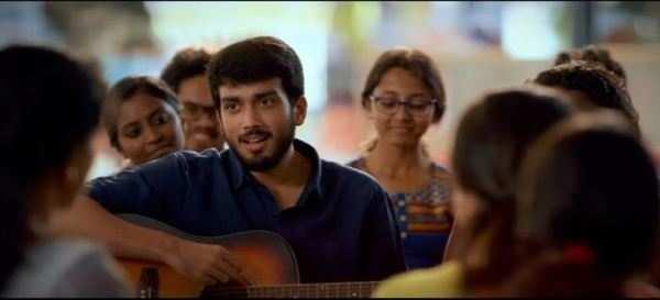 Poomaram Song Video Ft Kalidas Jayaram