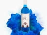 spanish company produces electric blue wine