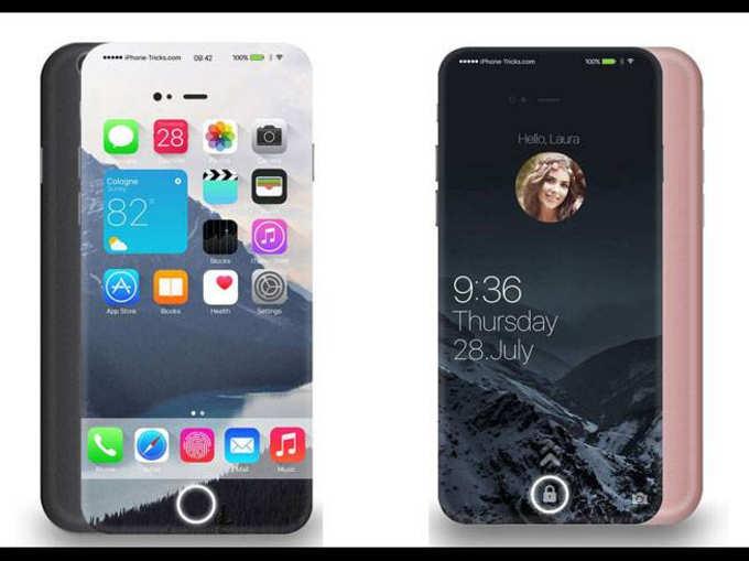 काचेच्या आयफोनमध्ये असणार एक नवीन फीचर!