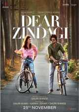 dear zindagi movie review cast story and rating