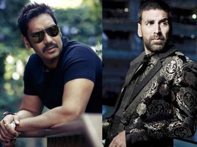 अगले साल भी दो बड़ी फिल्मों से होगी अजय देवगन की भिड़ंत