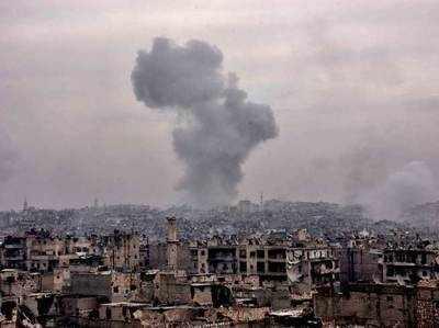 सीरिया के अलेप्पो में राष्ट्रपति असद की समर्थक सेना और विद्रोहियों में भीषण जंग चल रही है।