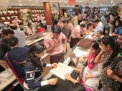 नोटबंदी के ऐलान वाली रात बिका 5000 करोड़ रुपये का सोना! (सांकेतिक तस्वीर)
