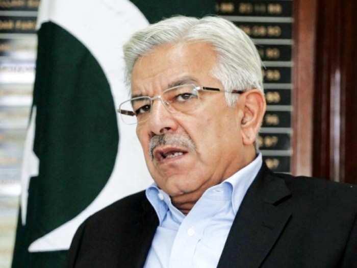 फेक खबर का शिकार हुए पाकिस्तान के रक्षा मंत्री, इजरायल को दे डाली परमाणु हमले की धमकी