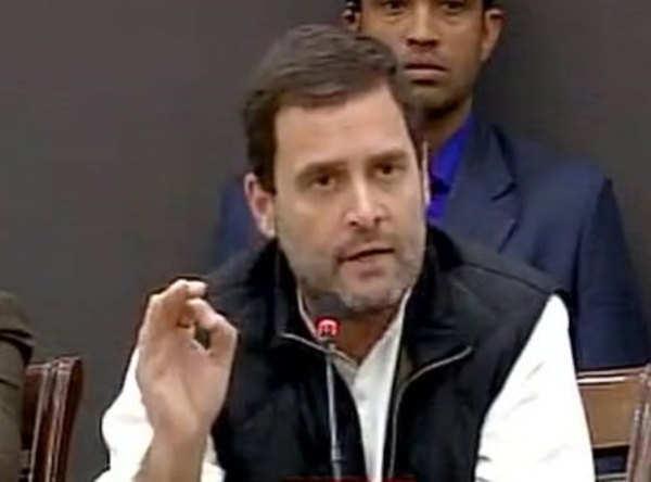 demonetisation has made no impact on black money rahul