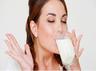 Get good skin with milk