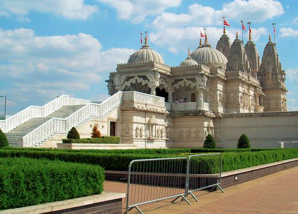  श्री स्वामीनारायण मंदिर, लंदन