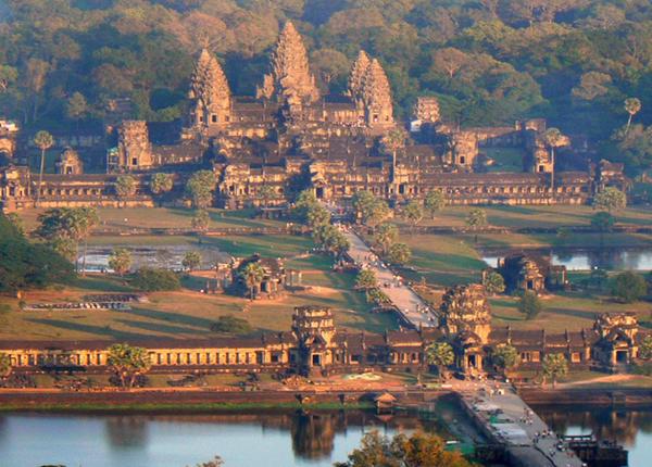 अंगकोरवट, कंबोडिया