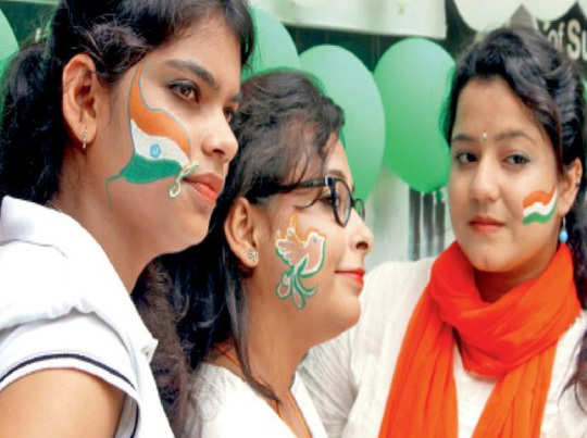 गणतंत्र दिवस पर फैशन फ्लेवर