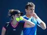 australian open sania dodig pair wins quarters clash against bopanna gabriela
