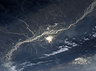 french astronaut tweets stunning picture of india from space on republic day