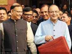 union budget 2017 arun jaytley to be present budget today itself