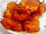 Recipe How to make crispy prawns 65