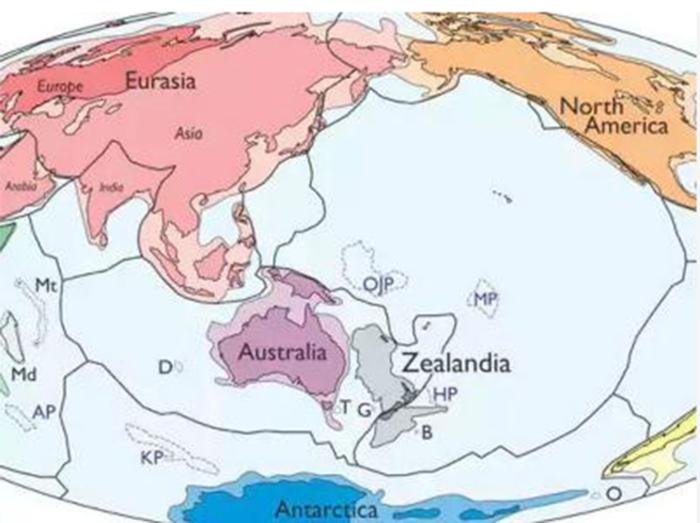 मिल गया है आठवां महाद्वीप, जीलैंडिया? पानी से ढका है 94 प्रतिशत हिस्सा