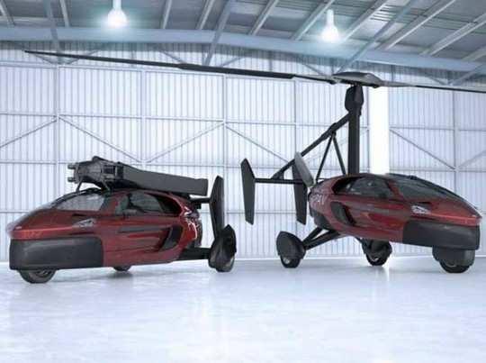 दुनिया की पहली उड़ने वाली कार, बिक्री के लिए है तैयार