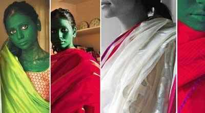 The sultan of sarees