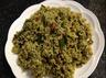 Recipe How to make Chintha chiguru biryani