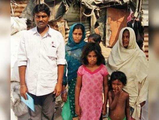 উদ্যোগী গুজরাত পুলিশ পাঁচ দিনেই মিলিয়ে দিল বাঙালি পরিবারকে