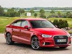 review of new audi a 3