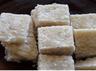Recipe How to make rava coconut burfi recipe