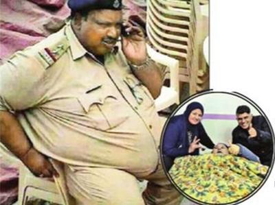जोगावत और इनसेट में दुनिया की सबसे वजनी महिला इमाम