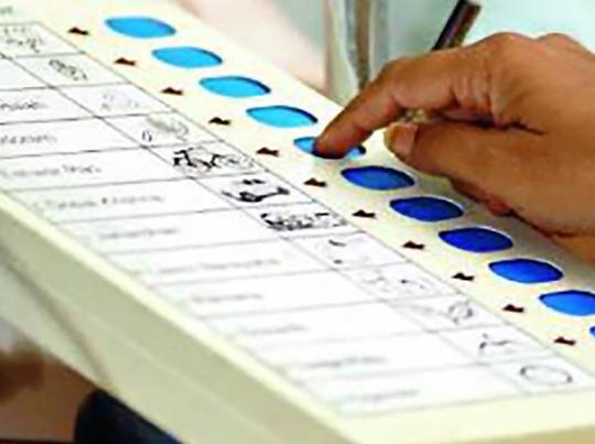मुस्लिम वोटरों के रुख पर नजर गड़ाए है बीजेपी